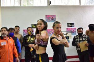 Zulina Muñoz Vs. Isis Vargas