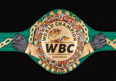 Así nació el cinturón Juneteenth WBC / Nostalgia por el Día del Padre