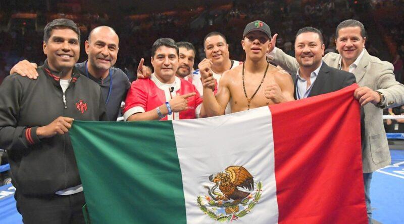 Jaime Munguía y Erik Morales