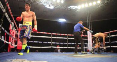 Boxeo Azteca