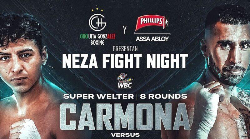 Chiquita González Boxing