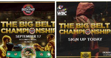 The Ring Belt Championship
