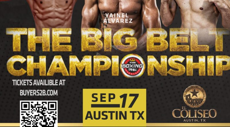 Big Belt Championship