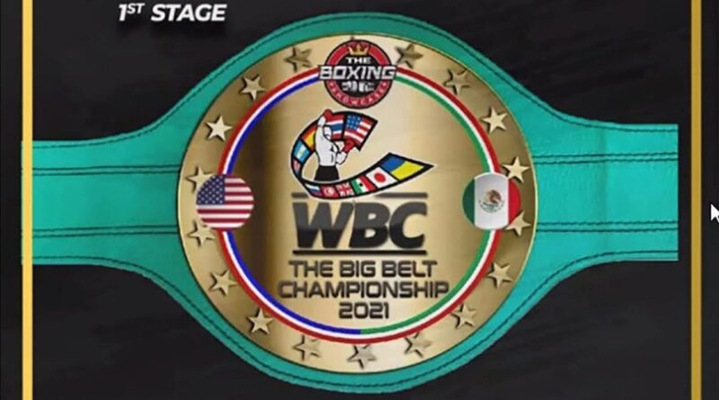 The Big Belt Championship