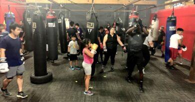 Semana del Boxeo en Texas