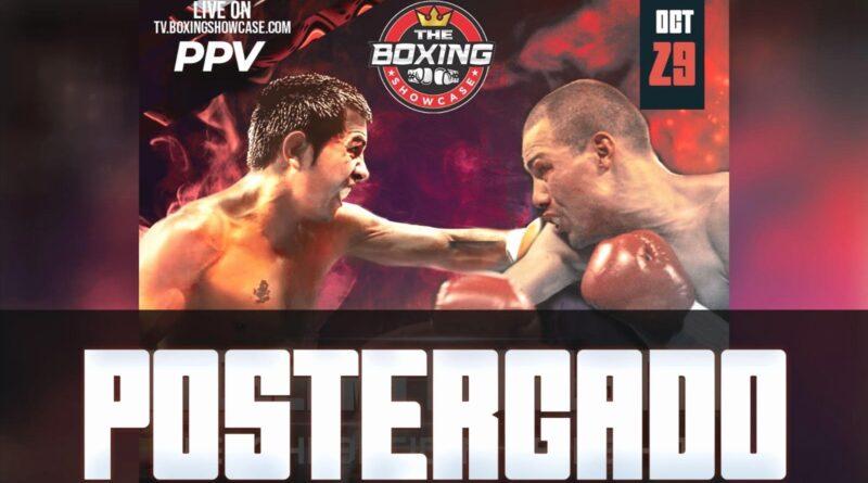 The Boxing Showcase